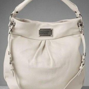 Marc Jacobs White Handbag