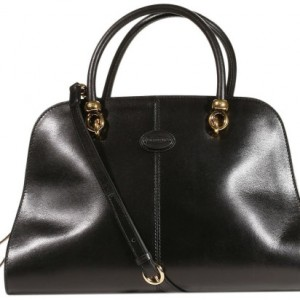 Tod's Black Sella Tote Retail $1995